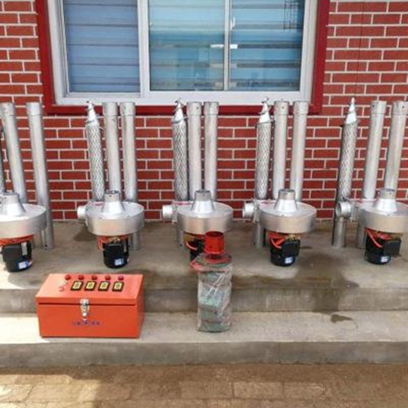 金特JT单管风机 稻谷降温通风机 粮食降温抽湿机