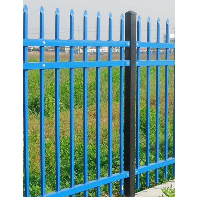 中辉金属门 供应锌钢护栏 锌钢护栏厂家经销 可定制