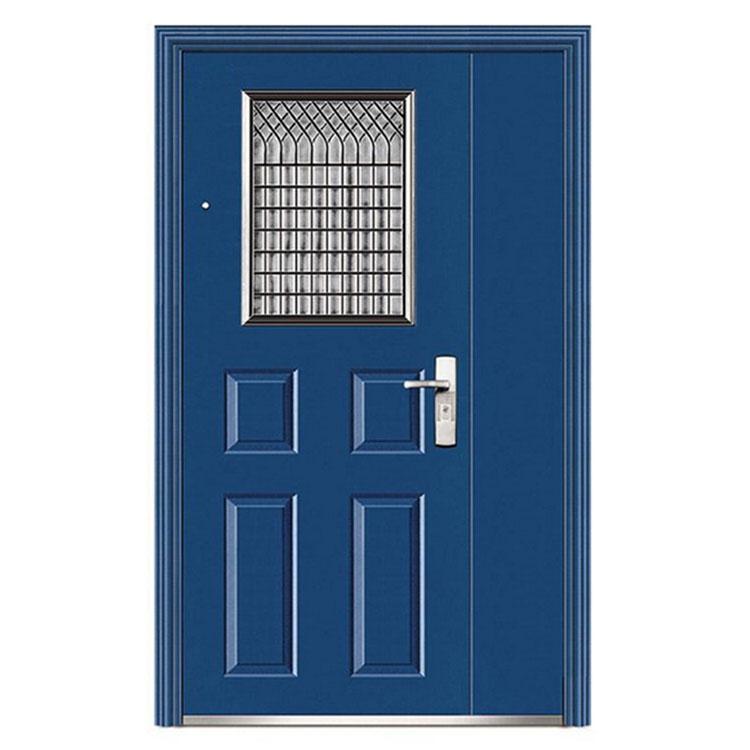工业提升门 防火入户门 储藏间门 中辉金属门厂家直销 质量保证