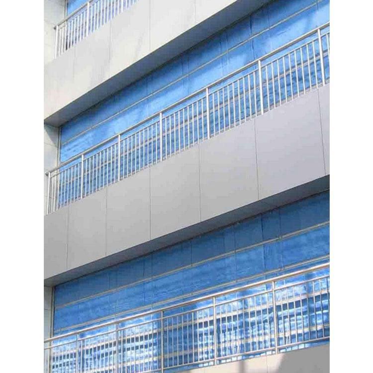 厂家直销 固定挡烟垂壁 玻璃挡烟垂壁 中辉金属门窗 支持定制