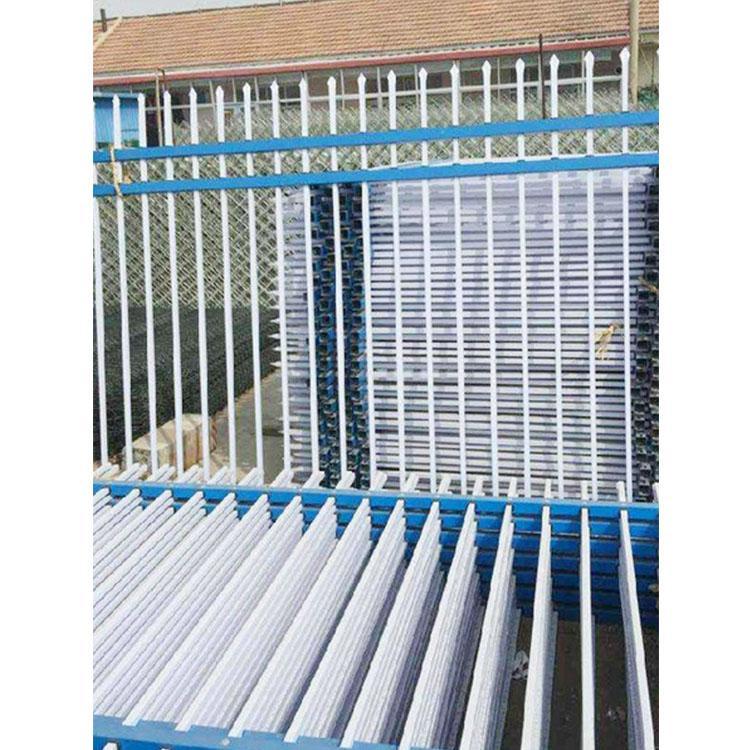 锌钢护栏厂家 锌钢围墙护栏 庭院隔离围栏 市政安全防护 栏杆