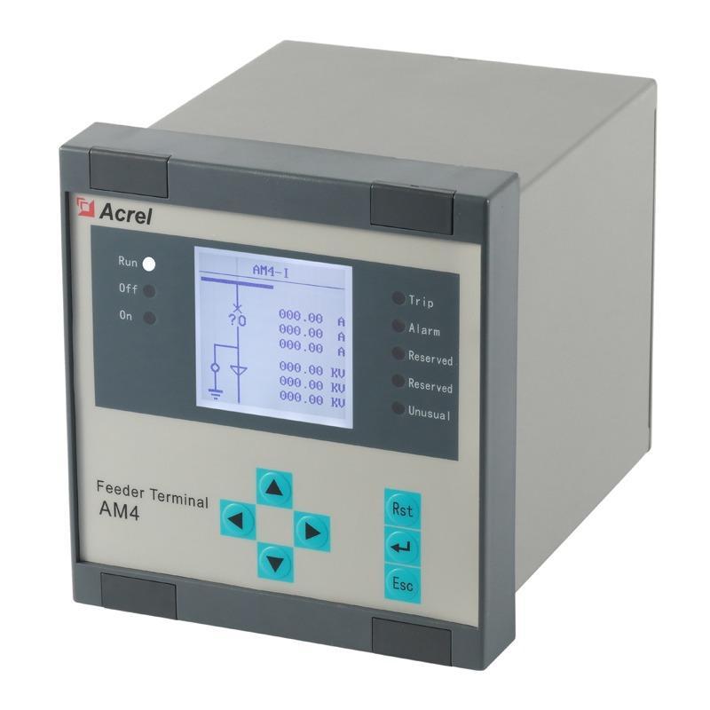 安科瑞微机保护装置过流告警AM4-U1过压告警