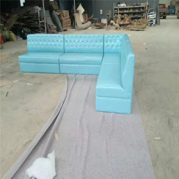 沙发沙发实木卡座可批发