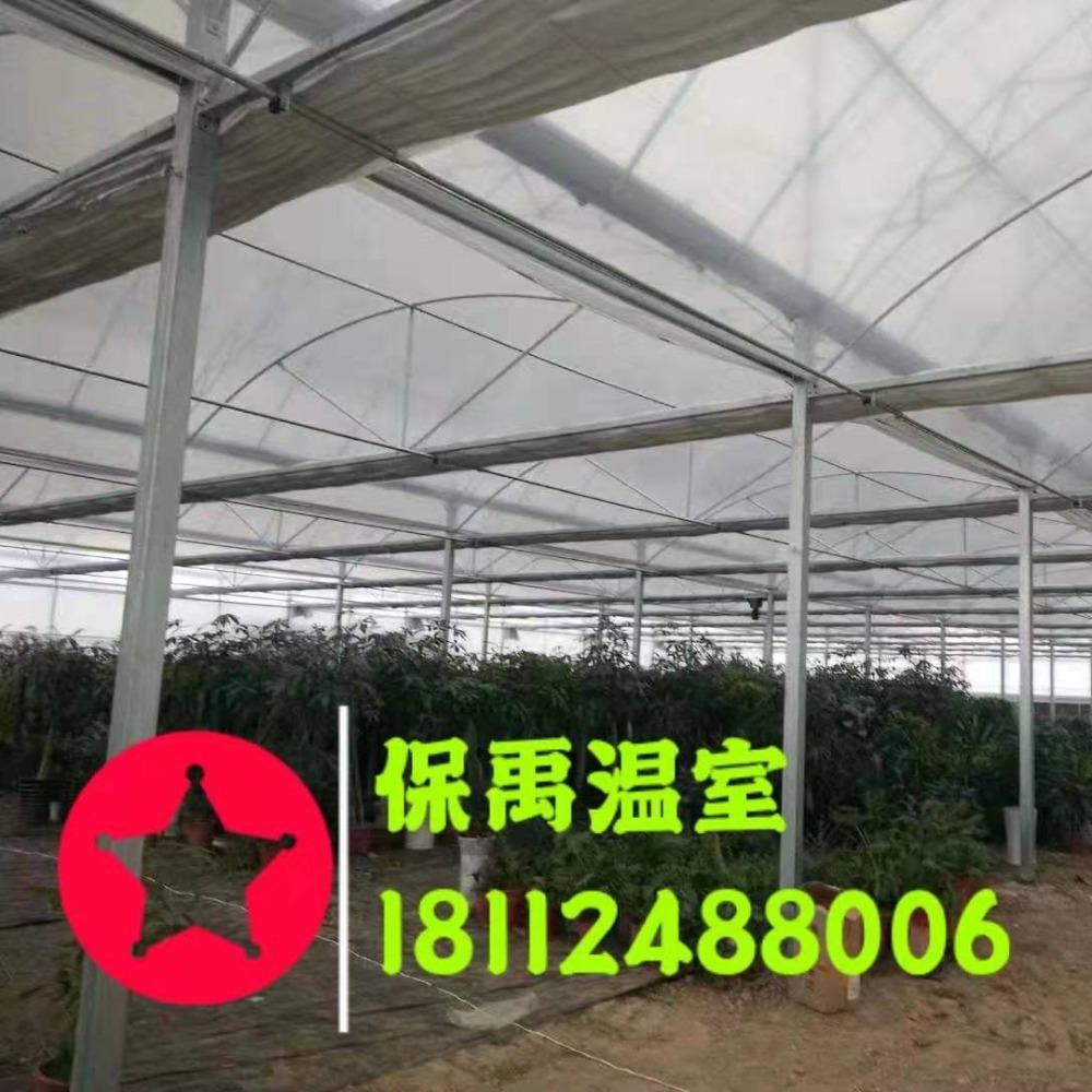 加工定制四川大棚骨架 温室大棚钢管 塑料蔬菜大棚钢管批发