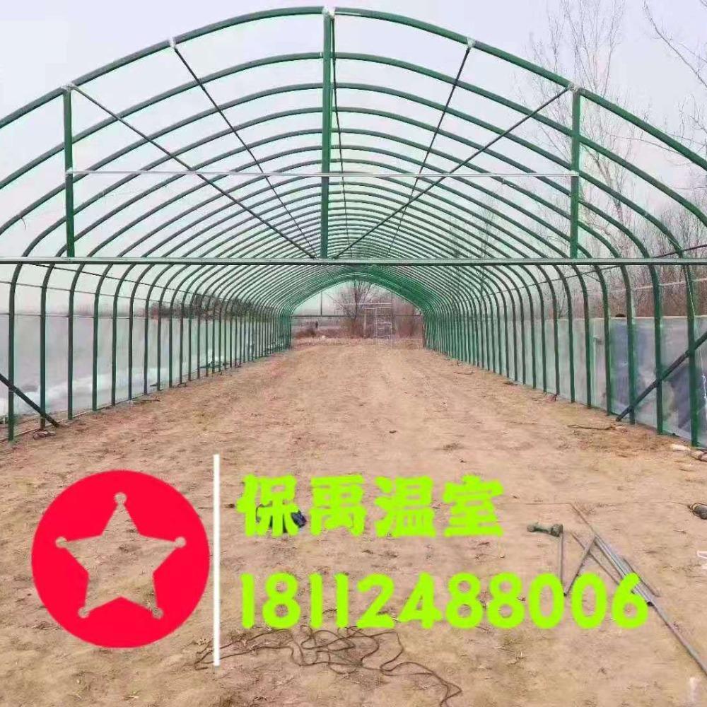 销售优质 农业畜牧养殖大棚 坚固可定制养殖大棚农用单体养猪棚