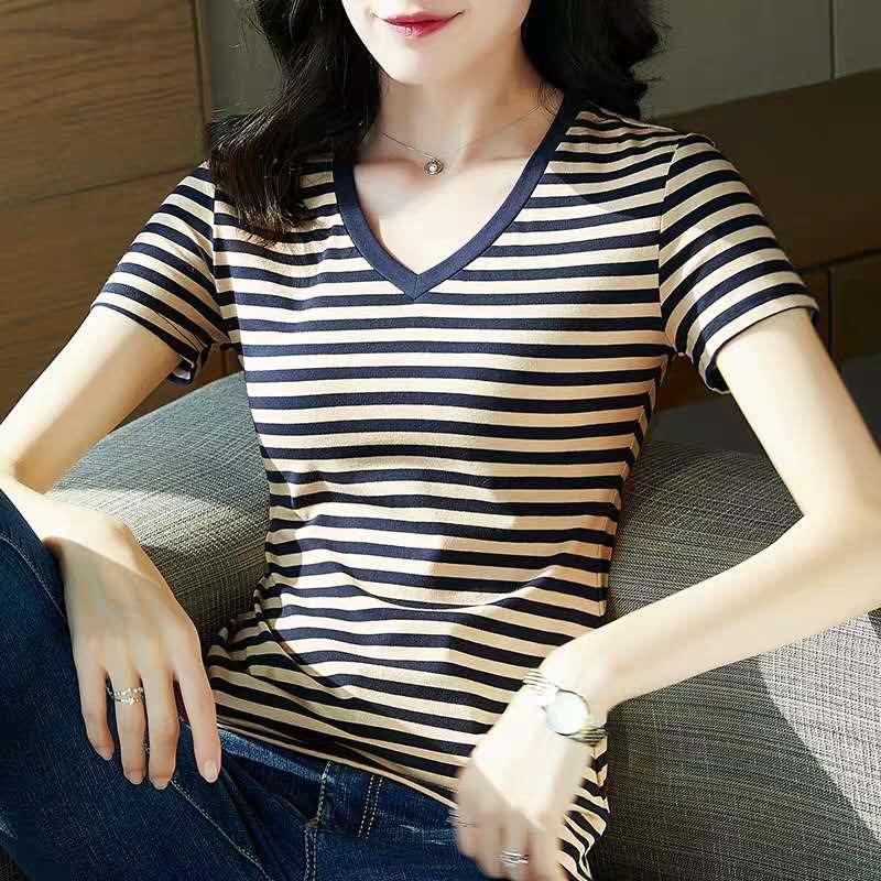 纯棉白色T恤女短袖夏装2020新款宽松女装体恤ins潮时尚半袖5元上衣黑