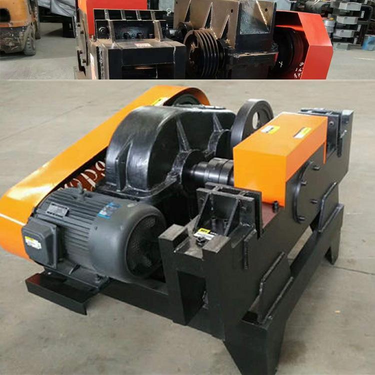 河北双料口废旧钢筋剪切机-双料口废旧钢筋剪切机定做-邢台丰川机械制造