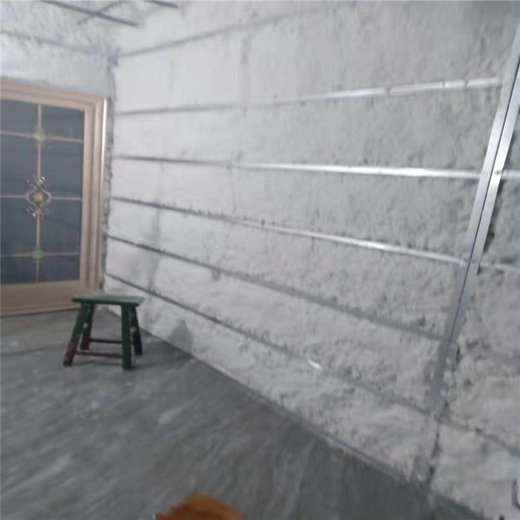 地下室夹层机房廊坊乾美矿物棉喷涂绝热层无机纤维喷涂施工队伍全国施工
