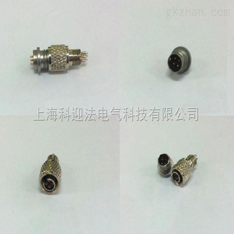 供应上海科迎法M5工业连接器+可定制生产
