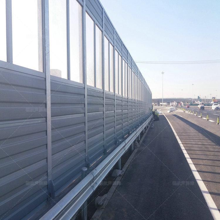 工厂隔音墙-隔声屏安装图-厂区声屏障-隔音降噪车间隔声墙-亚克力声屏障