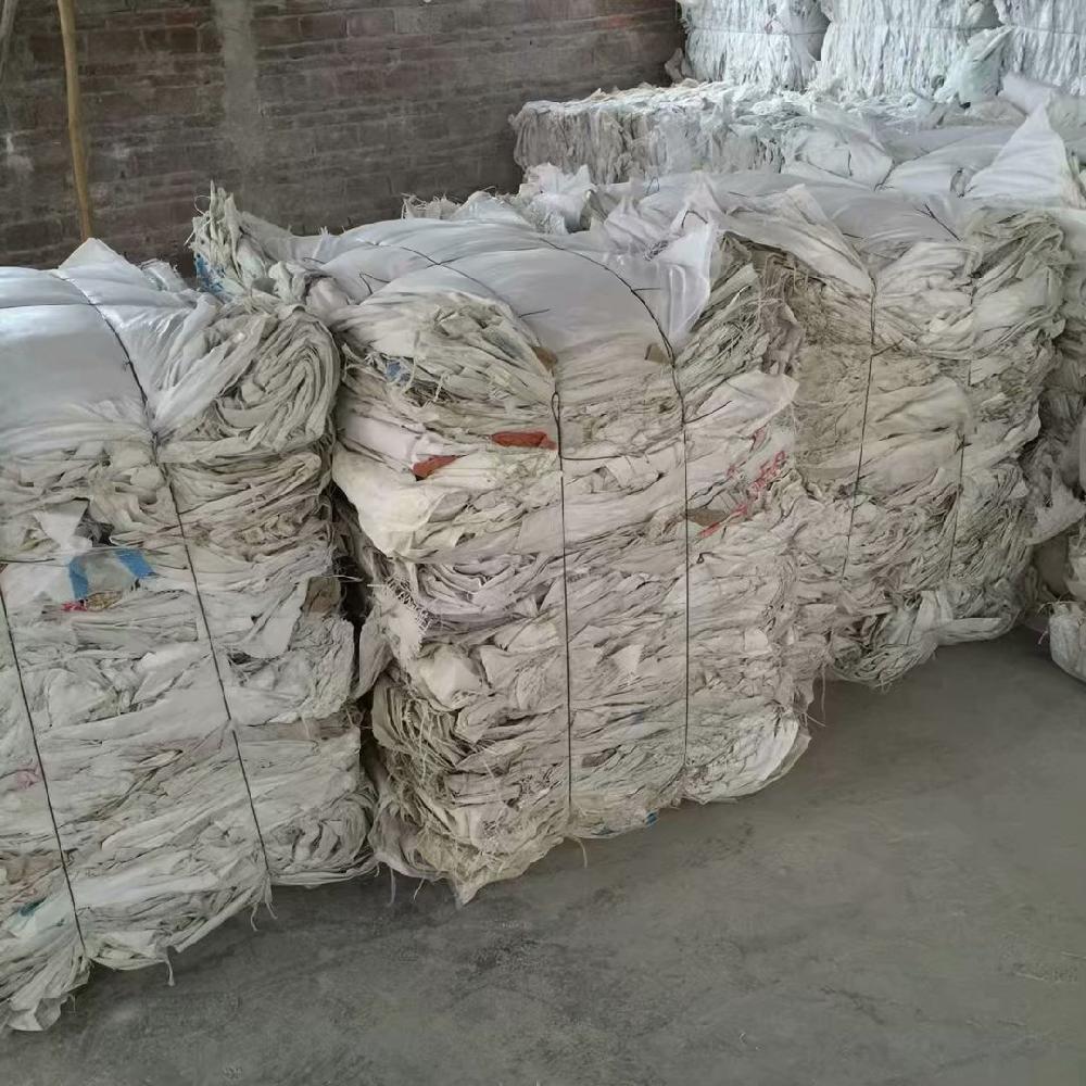 销售废吨袋批发 废旧吨袋厂家 废旧吨袋用于再生利用 质量好