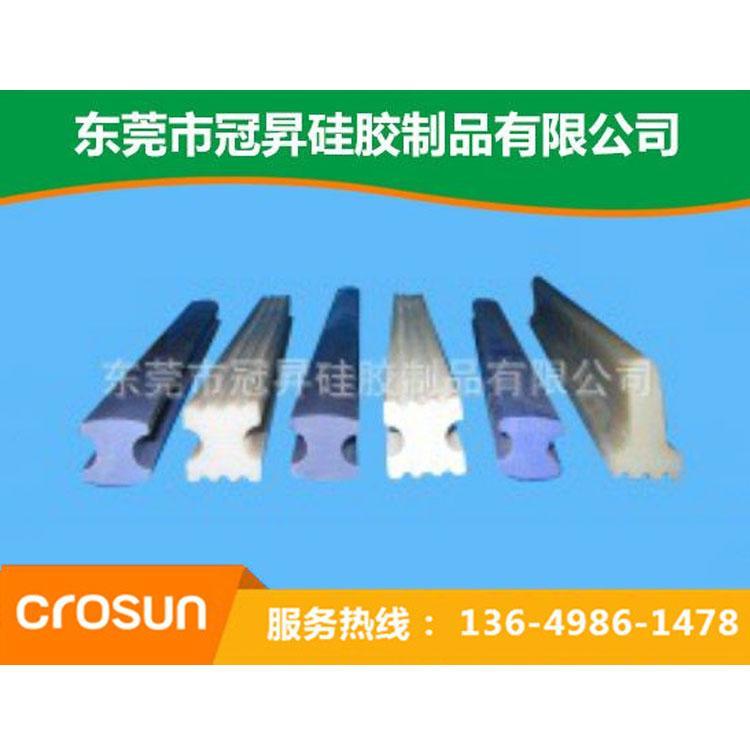 东莞冠昇 厂家现货供应硅胶密封条 耐高温门窗密封条
