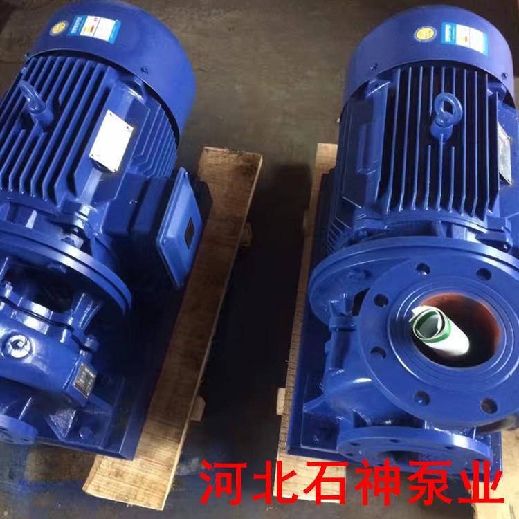 永年ISG65-200(I)热水循环泵石神热水循环管道泵ISG65-200(I)工艺流程中增压循环