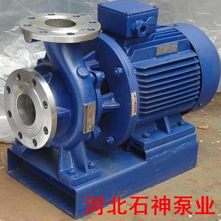 武安ISG65-315(I)AISG高压消防水泵石神热水循环管道泵ISG65-315(I)A代理点