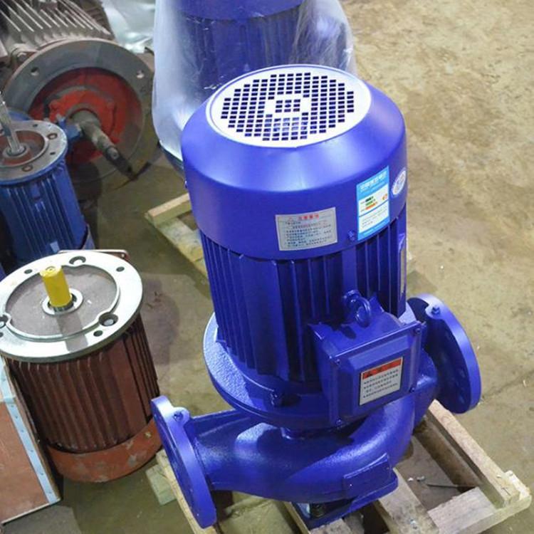 磁县ISG65-160(I)A管道循环泵石神热水循环管道泵ISG65-160(I)A锅炉系统输送