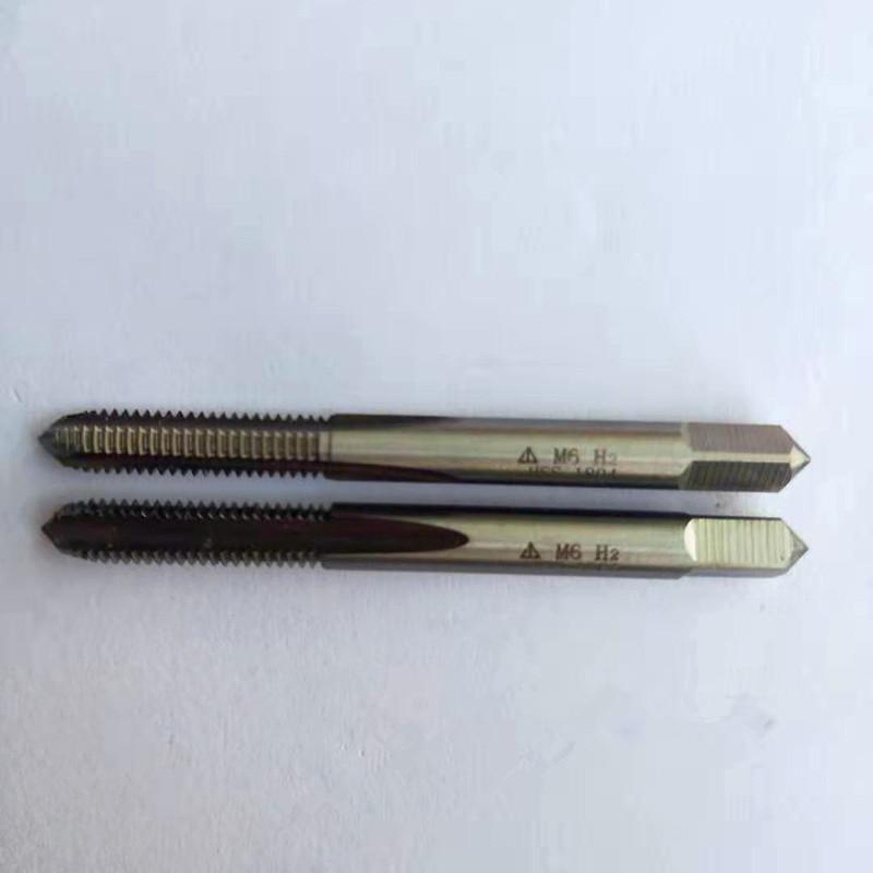 厂家直供 涂层 普通 标准 机用丝锥 M8