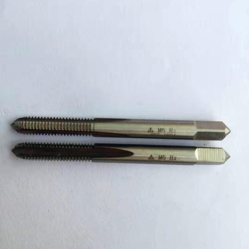 山东工具 GB3464.1-3 高速钢 普通M6机用丝锥 销售