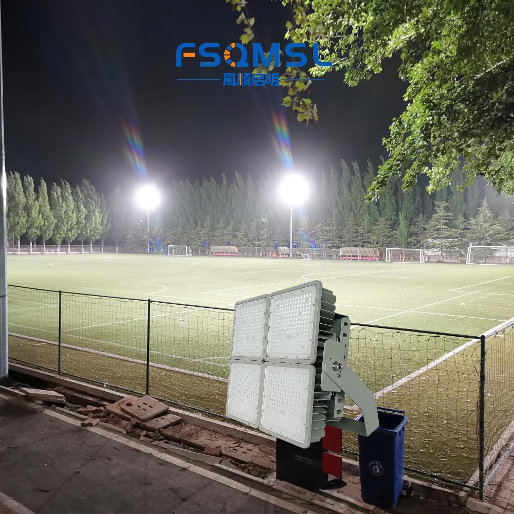 球场灯 体育照明 足球场灯光设计 足球场照度200lx 300lx 500lx