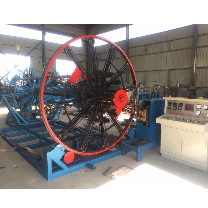 水泥制管设备 全自动滚焊机 中益机械生产水泥制管模具