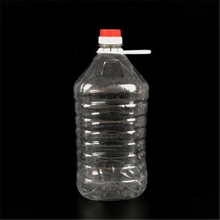 现货供应 色拉油桶 食用油透明塑料壶 PET材质透明白酒壶