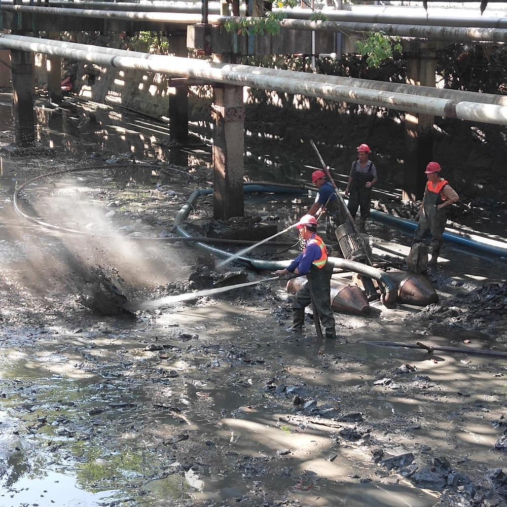 南京河道清淤公司