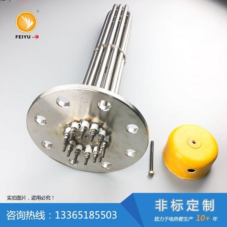 380V大功率水箱电热管品质供应选择飞宇电热