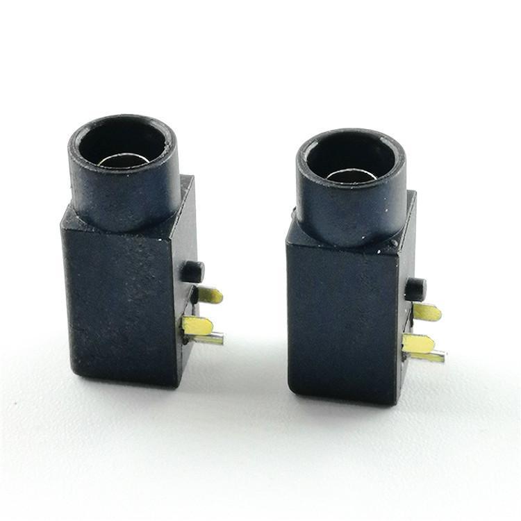 志顺电子厂家直销DC002F防水接口母座 可定制DC插座