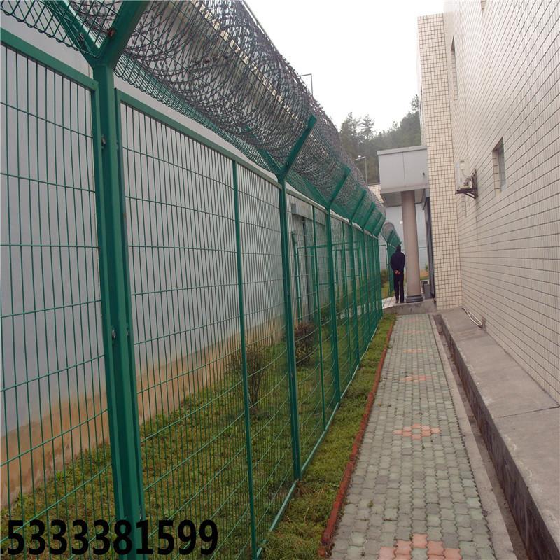 厂家供应 Y型柱护栏网 飞机场铁丝护栏网 Y型机场隔离网