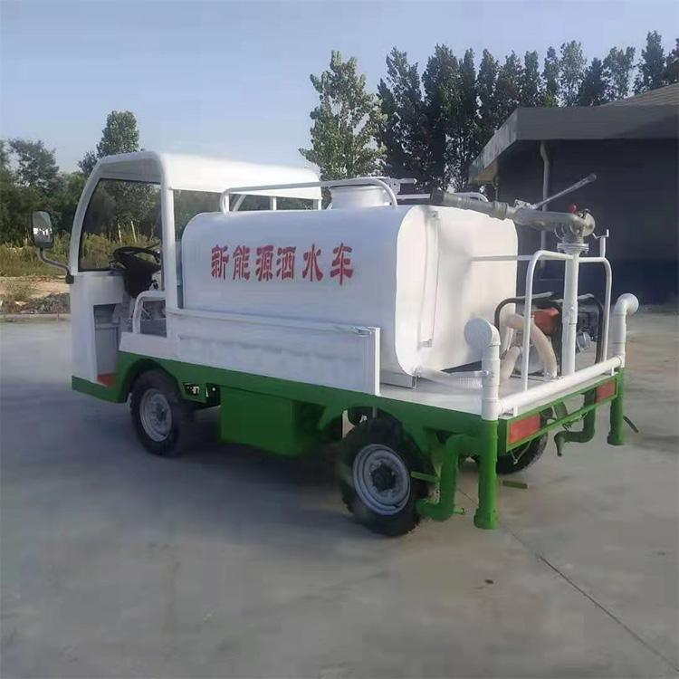 电动小型喷洒车 厂家直销 电动雾炮洒水车 卫生防疫消毒车 价格优惠