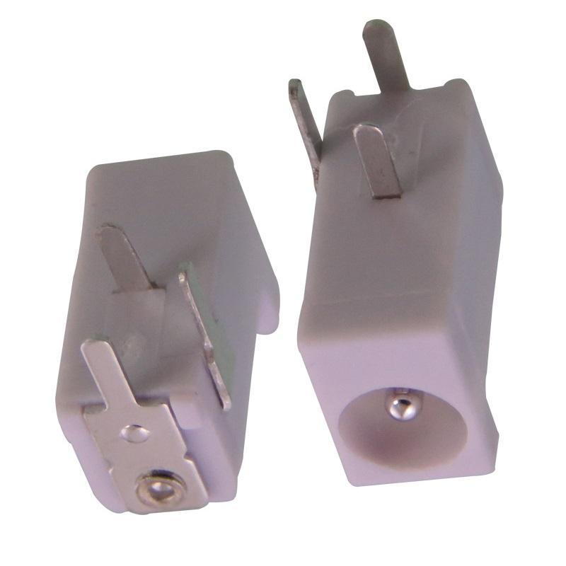 厂家直销DC插座3.5*1.3 DC-002充电电源插座 直流dc电源母座