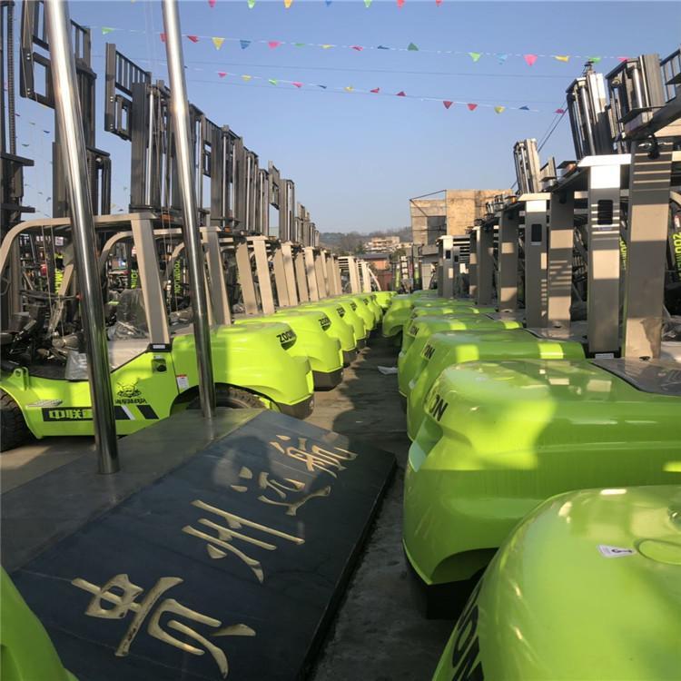 贵阳叉车出租叉车租赁厂商大量现货