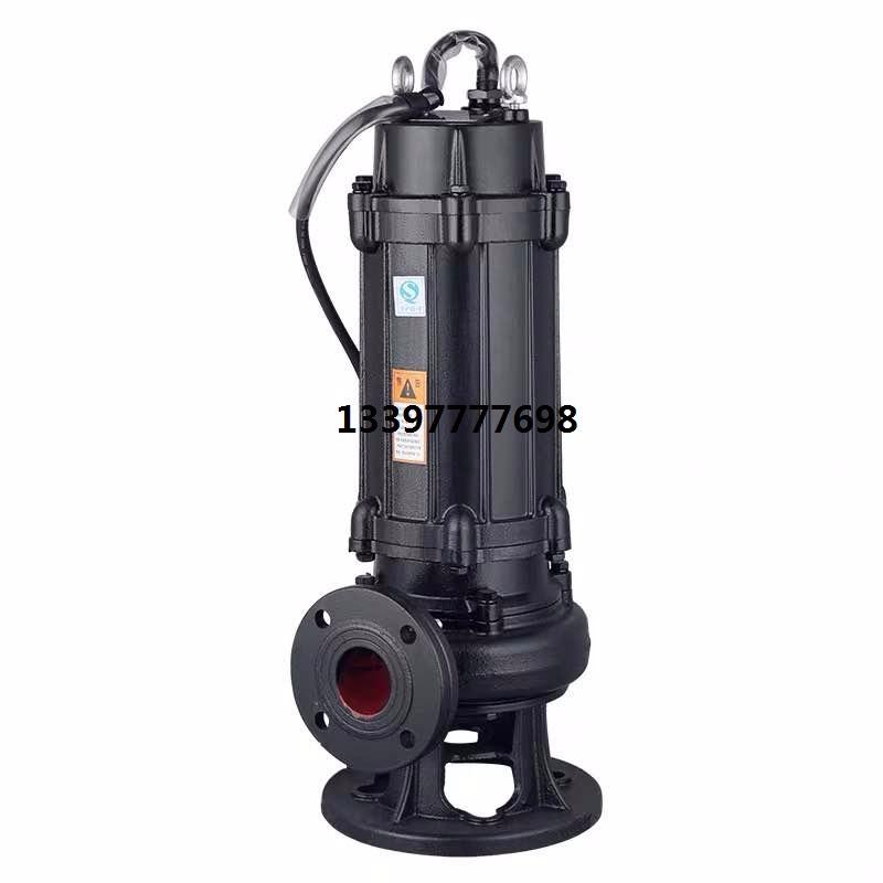 广西排污泵 排污泵 WQ 上海人民厂家直供 潜水泵