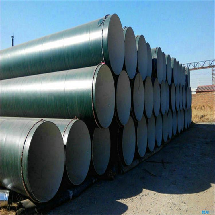 贵州 防腐螺旋管 3PE防腐钢管产品详解