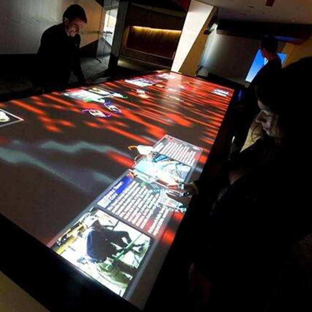 北京互动投影桌 桌面互动投影厂家