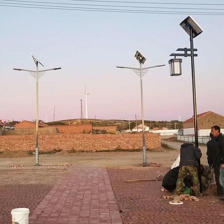 路翔7米太阳能路灯价格
