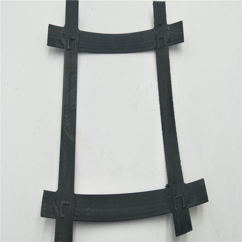 北京路基加固土工格栅供应祥盛钢塑土工格栅50KN