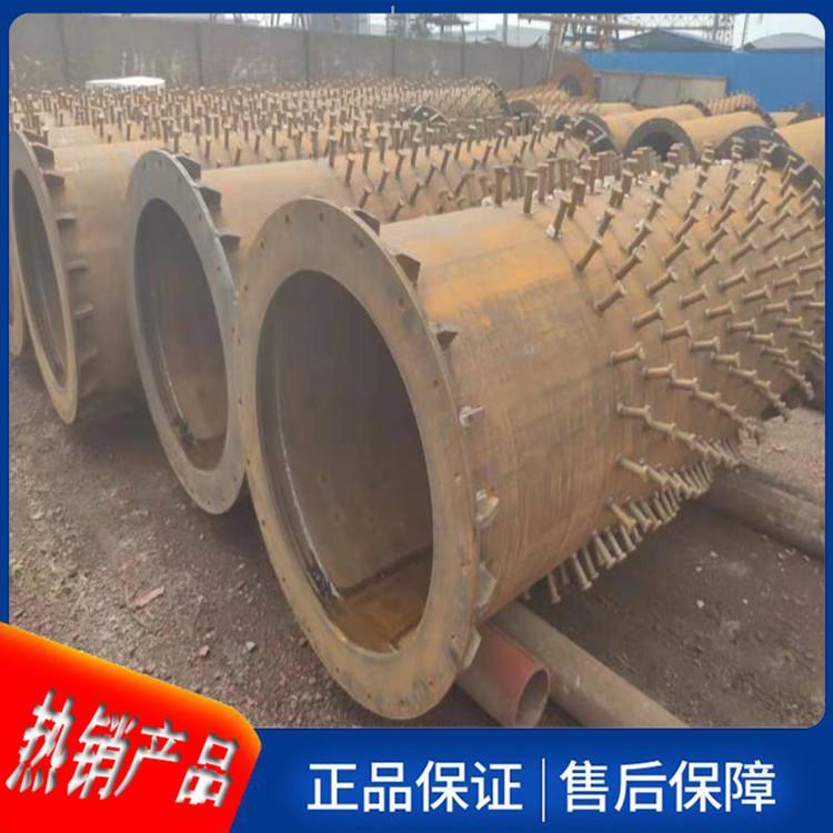 川悦供应 地铁钢管柱 钢管异形件 多年经验 加工定制