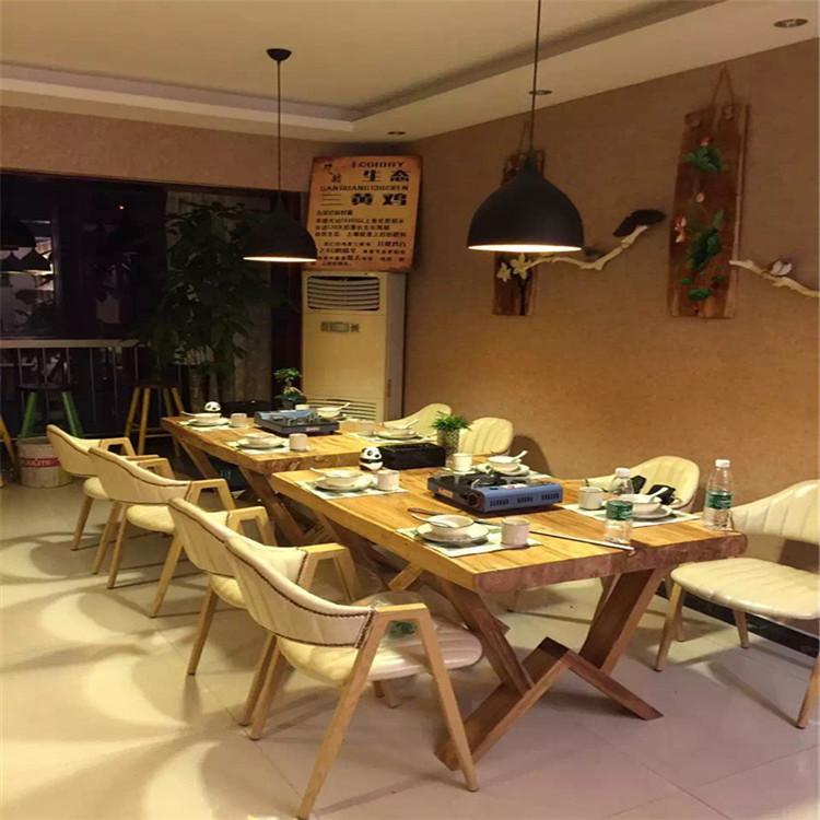 餐厅桌椅酒店家具餐厅桌椅厂家直供