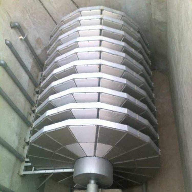 金格林环保专业水处理厂家 纤维转盘过滤器 支持定制 造纸废水处理