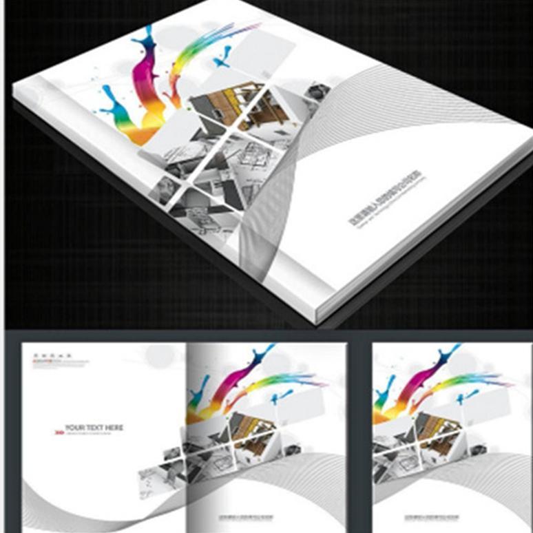 画册设计印刷厂家宣传画册设计绵阳印刷厂
