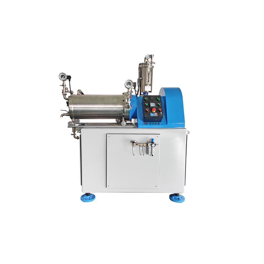 东莞磨匠MJ-BD30高效型涂料油墨专用棒销卧式砂磨机