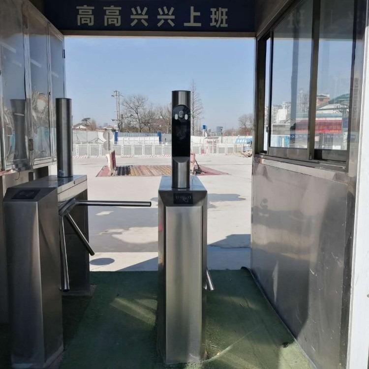 南京工地人脸识别设备-实名制管理系统-智慧工地实名制通道闸机