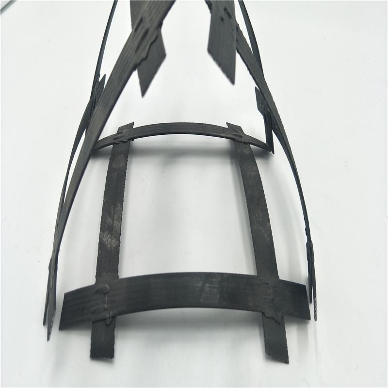 安徽50KN钢塑土工格栅电话祥盛钢塑土工格栅50KN