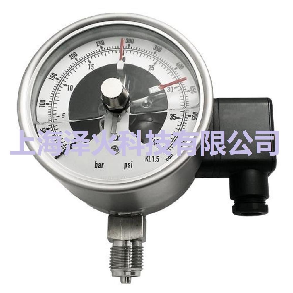 进口防爆电接点微压力表ECI-LP系列 感应开关型