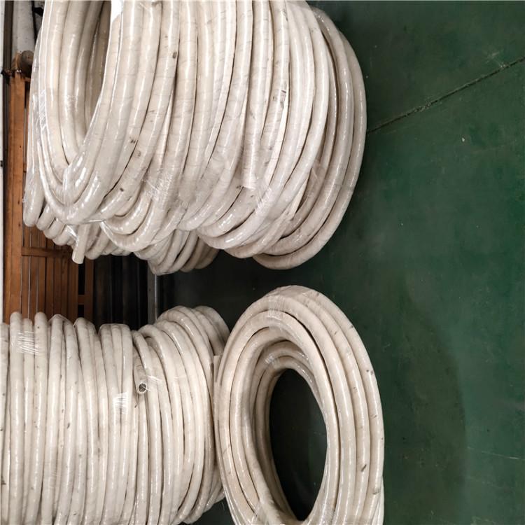 厂家直供 阻燃防火石棉胶管 石棉水冷电缆胶管 型号齐全