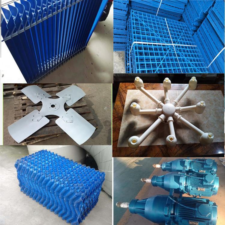 耐酸冷却塔-方形喷雾冷却塔厂家直销-瑞亚环保
