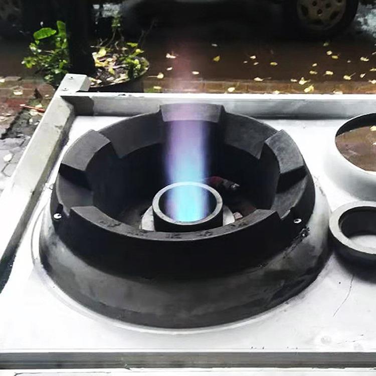 鸿泰莱餐馆甲酯燃料灶具 无醇智能气化专用灶具 厂家批发定做