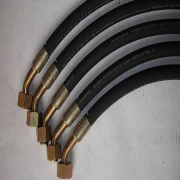 盖茨高压胶管 高压胶管总成 景县液压胶管 钢丝编织液压胶管 钢丝编织管