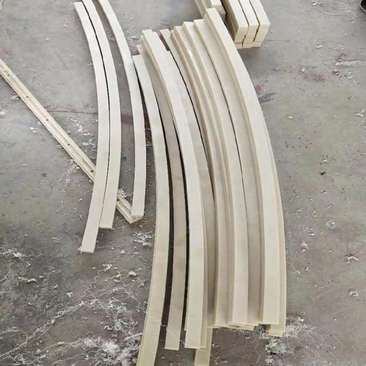 恒德供应尼龙高分子滑道 尼龙滑道导轨 塑料链条