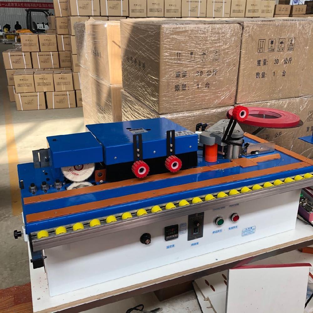 厂家直销木工机械修边封边一体机 曲直面多功能一体机可定制